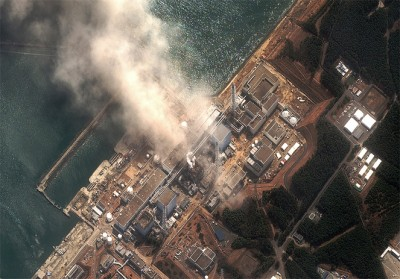 Accidente nuclear en la central nuclear de Fukushima, Japón