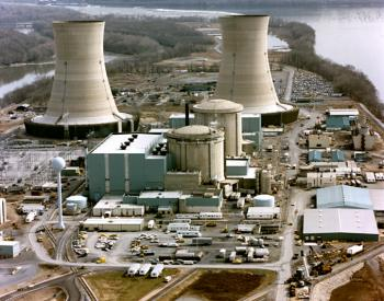 Central nuclear de Three Mile Island, EEUU