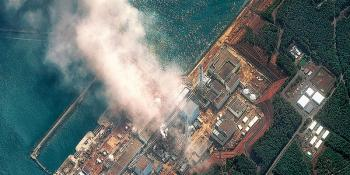 Accidente nuclear de Fukushima, Japón